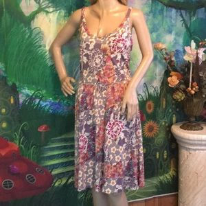 Relativity Floral Knit sundress.